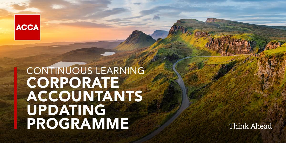 Corporate Accountants Updating Programme